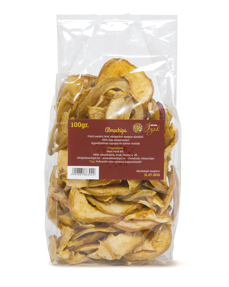 Chips de pommes 100g