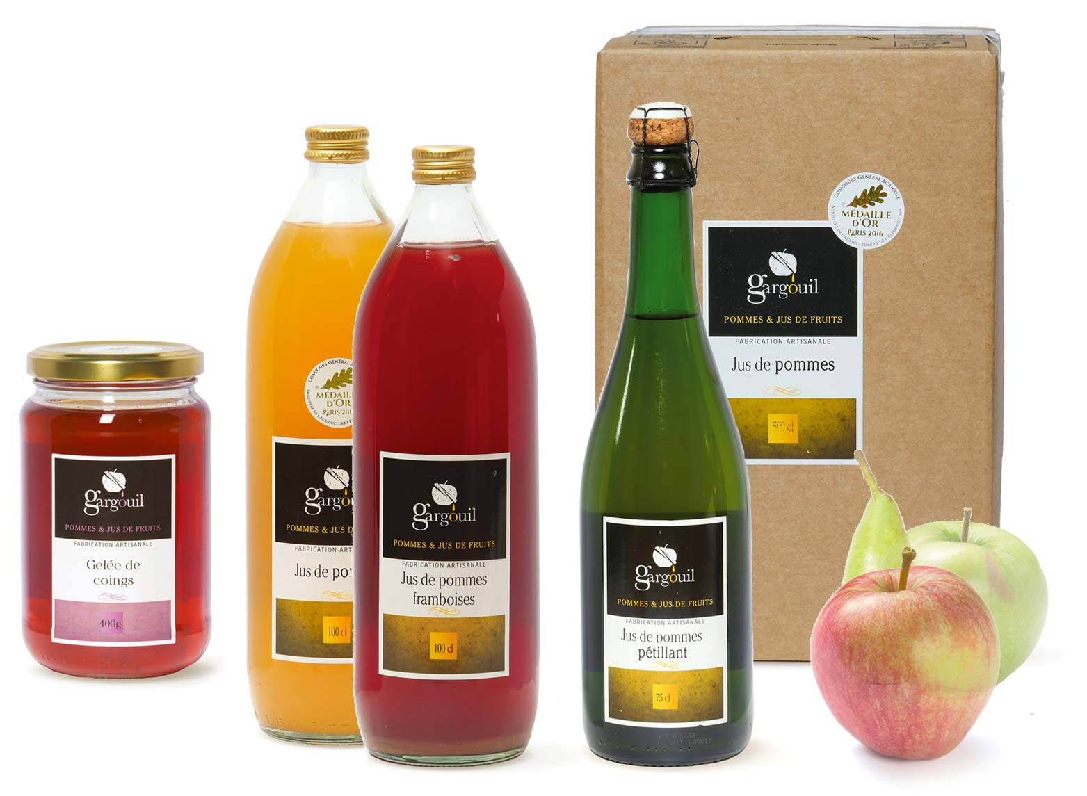 Apples, Juices & much more